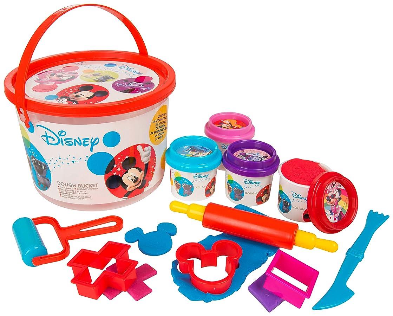 Sambro DMP-4717 Disney Deluxe Dough Bucket, Multicolour