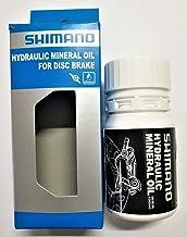 Shimano hydraulische minerale olie. Flacon 100ml (hangverpakking)