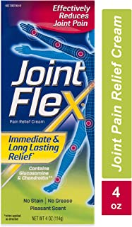JointFlex Pain Relief Cream for Joint & Arthritis Pain, 4 Ounce Tube
