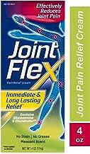 JointFlex Pain Relief Cream for Joint & Arthritis Pain, 4 Ounce Tube