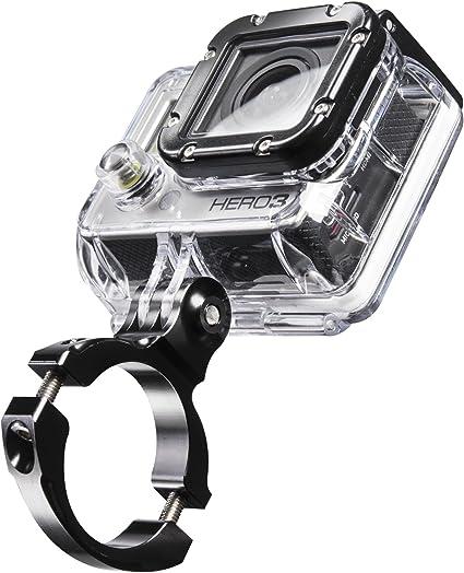 Mantona Fahrradhalterung Aluminium Für Gopro Mount Kamera