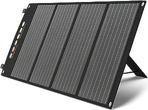 Togo POWER ソーラーパネル 120W 18v 6.6A 太陽光発電 23.3% 高変換 高発電効率 ソーラーチャージャー 太陽光パネル 単結晶 折りたたみ式 Smart-IC 保護回路搭載 DC.USB出力 QC3.0搭載 急速充電 ...