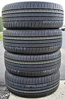 Set of 4 (FOUR) Cosmo MuchoMacho Ultra-High Performance All-Season Radial Tires-245/45ZR18 100Y XL