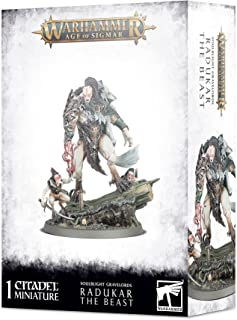 Warhammer AoS - Soulblight Gravelords Radukar The Beast