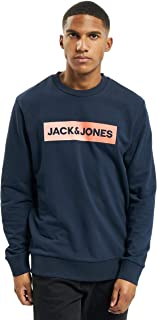 Jack & Jones Originals Sweater Mens Chest Box Logo L/S JORTop 12183216