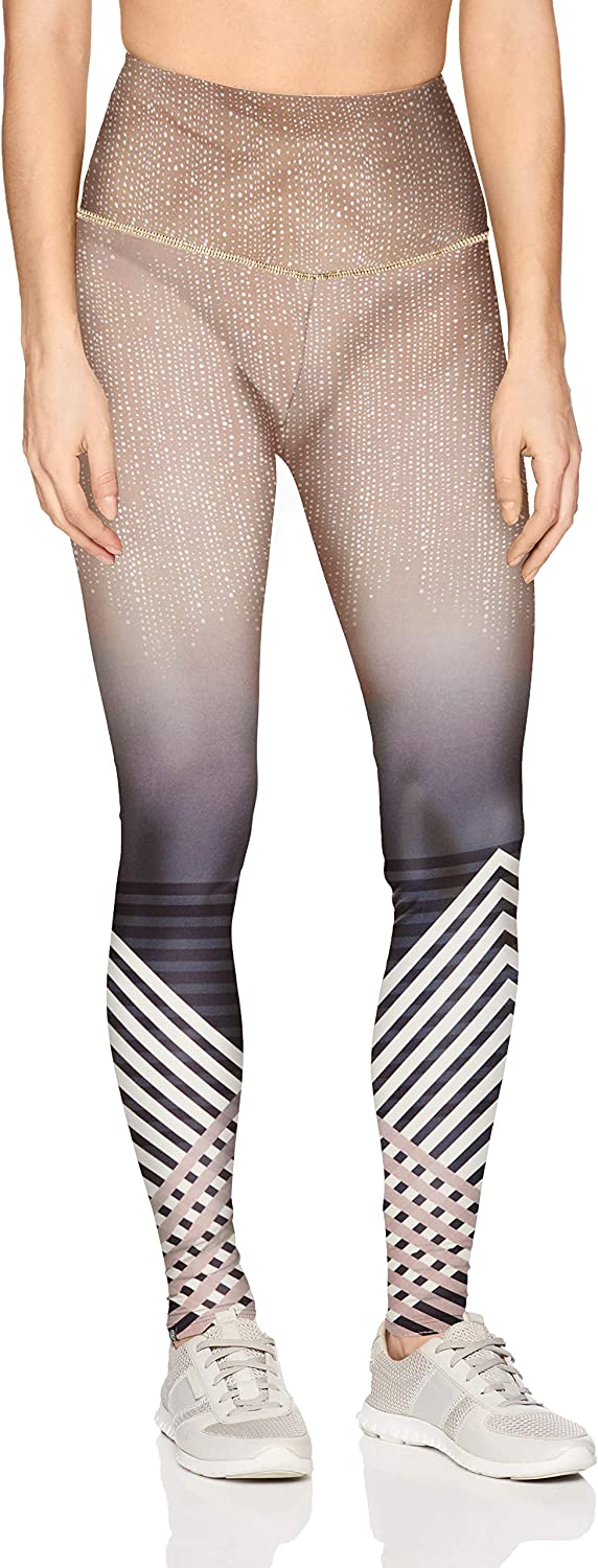 Onzie Womens High Rise Graphic Yoga Pants