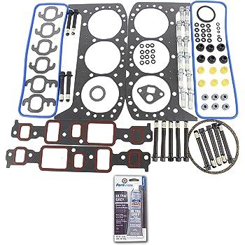 Oldsmobile Bravada 94-95 Chevrolet Astro S10 Blazer GMC Safari Sonoma S15 Jimmy CNS EHG0152G Graphite Cylinder Head Gasket Set for GM 4.3L 262 CID V6 Vortec H.O Engine