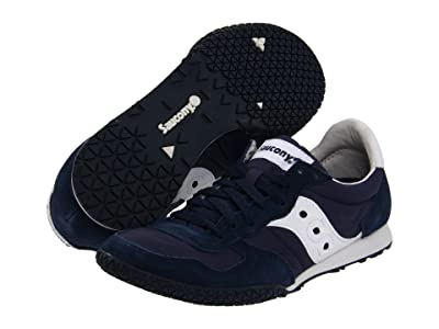 Saucony Originals Bullet (Navy/White) Women