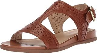 Women's Dalmatian Tstrap Wedge Sandal