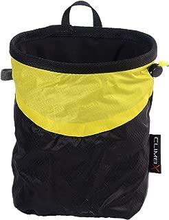CLIMBX Fix-B Rock Climbing Bouldering Nylon Chalk Bag with Chalk Ball