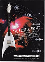 Jackson Guitars - The Roswell Rhoads - 1997 Advertisement