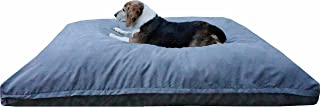 Dogbed4less Orthopedic Comfort Waterproof Microsuede