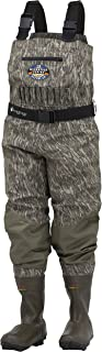 Frogg Toggs Grand Refuge 2.0 Breathable & Insulated Bootfoot Chest Wader, Cleated Outsole, Youth
