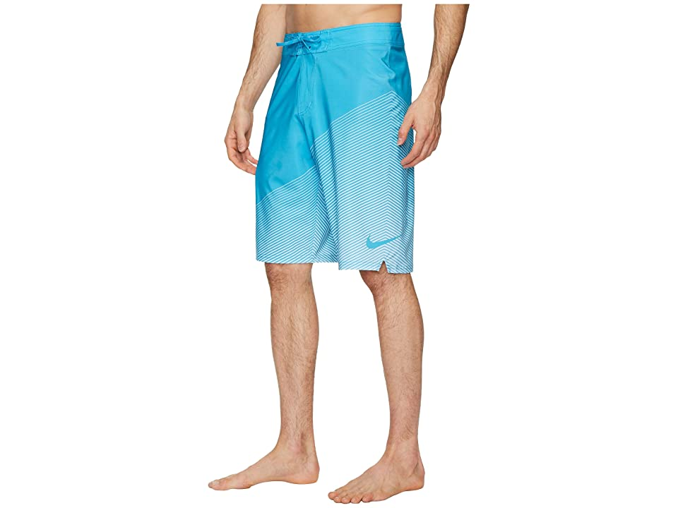 Nike Jack Knife 11 Boardshorts (Light Blue Fury) Men