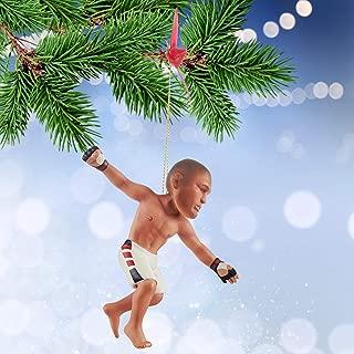 MMABobblehead.com Dan Henderson H-Bomb Christmas Ornament - Exclusive