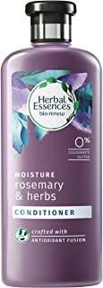 Herbal Essences bio:renew Rosemary and Herbs CONDITIONER, 400ml | No Parabens No Colourants