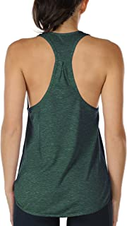 Workout Tank Tops for Women - Athletic Yoga Tops, Racerback Running Tank Top