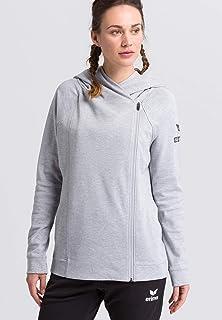 Erima Essential sweatshirt met capuchon voor dames
