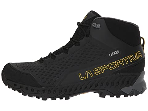 Visit New For Sale Clearance Latest La Sportiva Stream GTX Black/Yellow Quality From UK Cheap Outlet Newest Excellent Sale Online EaIQNA