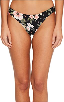 Billabong Away We Go Reversible Lowrider Bikini Bottom