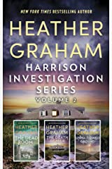 Harrison Investigation Series Volume 2/The Dead Room/The Death Dealer/Unhallowed Ground Kindle Edition