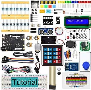 Freenove RFID Starter Kit V2.0 con Scheda V4 (Compatibile con Arduino IDE), Tutorial Dettagliato di 266 Pagine, 198 Artico...