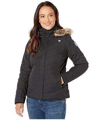 Obermeyer Petite Tuscany II Jacket (Black) Women