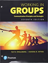 Best working in groups communication principles and strategies Reviews