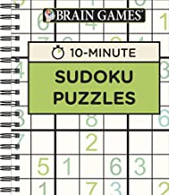 Brain Games - 10 Minute: Sudoku Puzzles (Green)