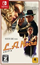 Rockstar Games L A Noire NINTENDO SWITCH JAPANESE IMPORT REGION FREE
