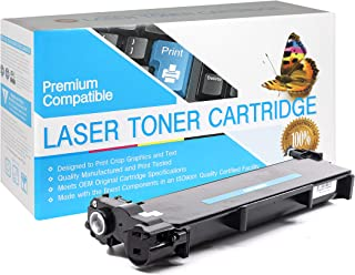 SuppliesOutlet Compatible Toner Cartridge Replacement for Brother TN660 (Black,1 Pack)
