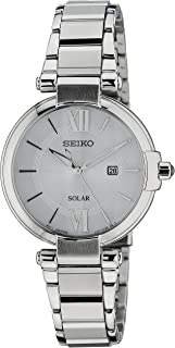 Seiko Ladies 'Watch XS Analog Quartz Stainless Steel SUT153P1