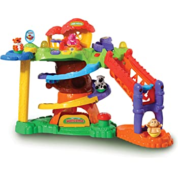 VTech ZoomiZoos Water Park Interactive Animal Baby Play ...