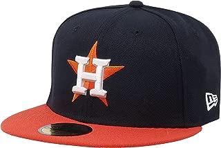 59Fifty Hat Houston Astros Mxs Monterrey Mexico Series 19 Road Cap