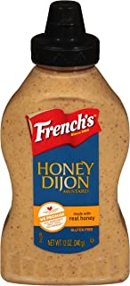 French's Honey Dijon Mustard Squeeze Bottle, 12 oz