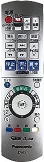 Panasonic ハイビジョンDVDレコーダー用リモコン EUR7658YE0