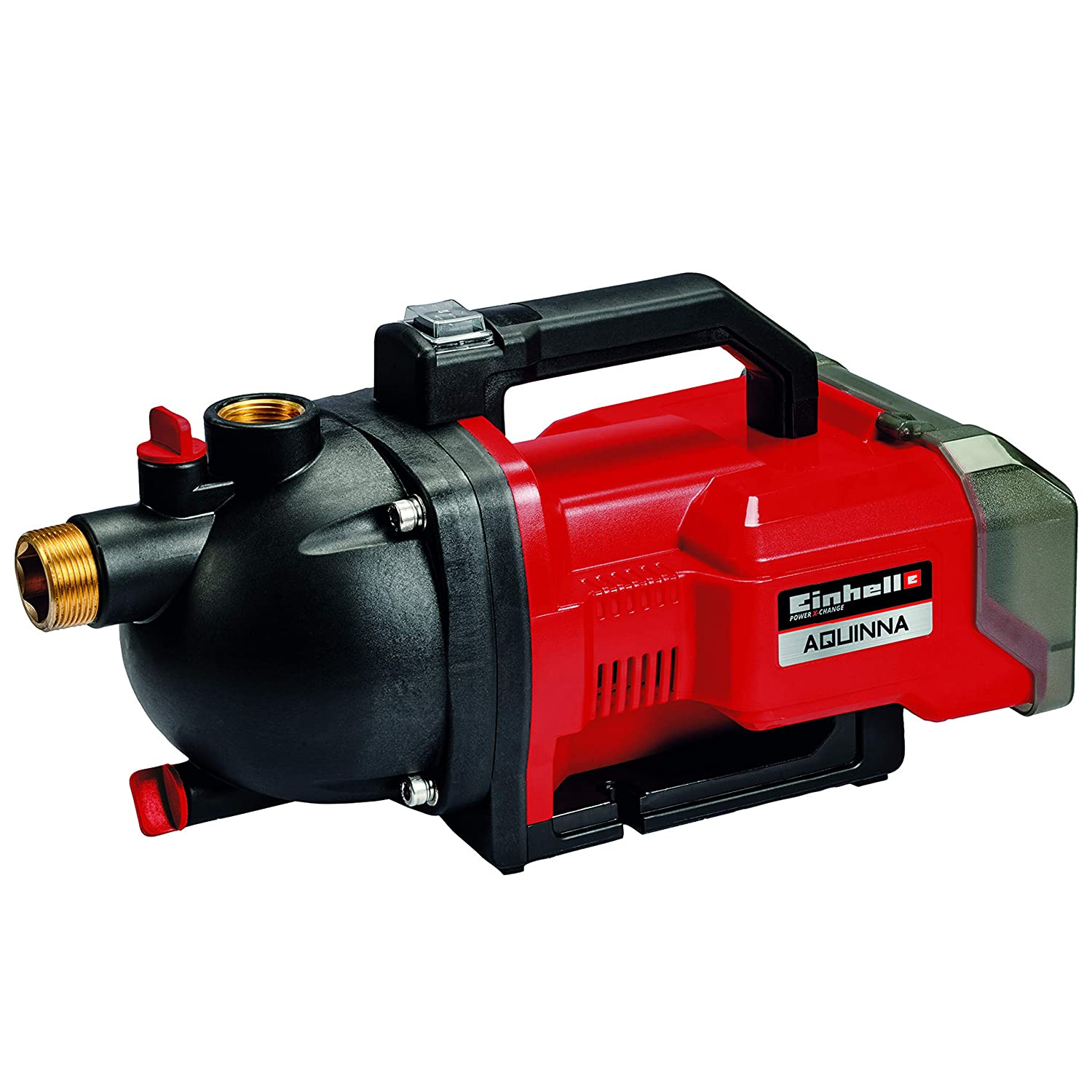 Einhell Aquinna Power X-Change 36-Volt OFFicial Genuine Free Shipping mail order Cordless 13.2 Gal Ma Min