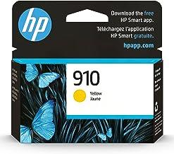 Original HP 910 Yellow Ink Cartridge | Works with HP OfficeJet 8010, 8020 Series, HP OfficeJet Pro 8020, 8030 Series | Eli...