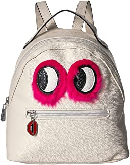 Eva Mini Backpack w/ Eye Applique
