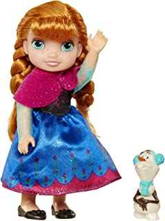 Disney Frozen - Petite Anna with Olaf