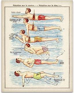Best swimming pool art Reviews