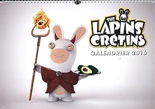 Amazon.fr : lapins cretins calendrier   Calendriers et Agendas
