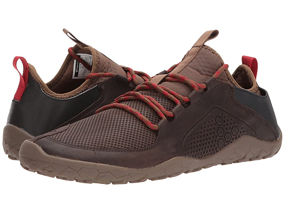 Vivobarefoot Primus Trek Leather (Dark Brown) Men