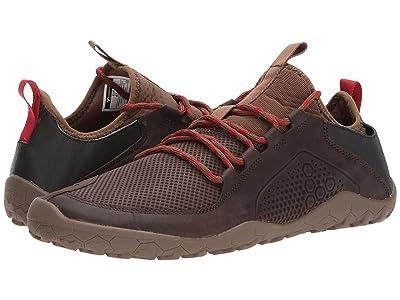 Vivobarefoot Primus Trek Leather (Dark Brown) Men