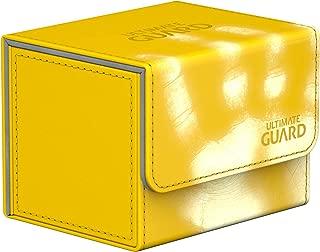 Ultimate Guard Deck Box: Sidewinder 100+ ChromiaSkin Yellow