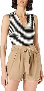 Vero Moda Vmmia HR Loose Summer Shorts Ga Noos Pantalones Cortos para Mujer