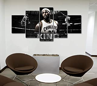 Best lebron canvas painting Reviews