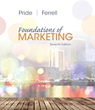 Best foundations of marketing 7th edition ebook Reviews