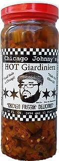 Chicago Johnnys Hot Giardiniera