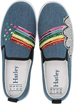 Over the Rainbow Slip-On Sneaker (Toddler/Little Kid)